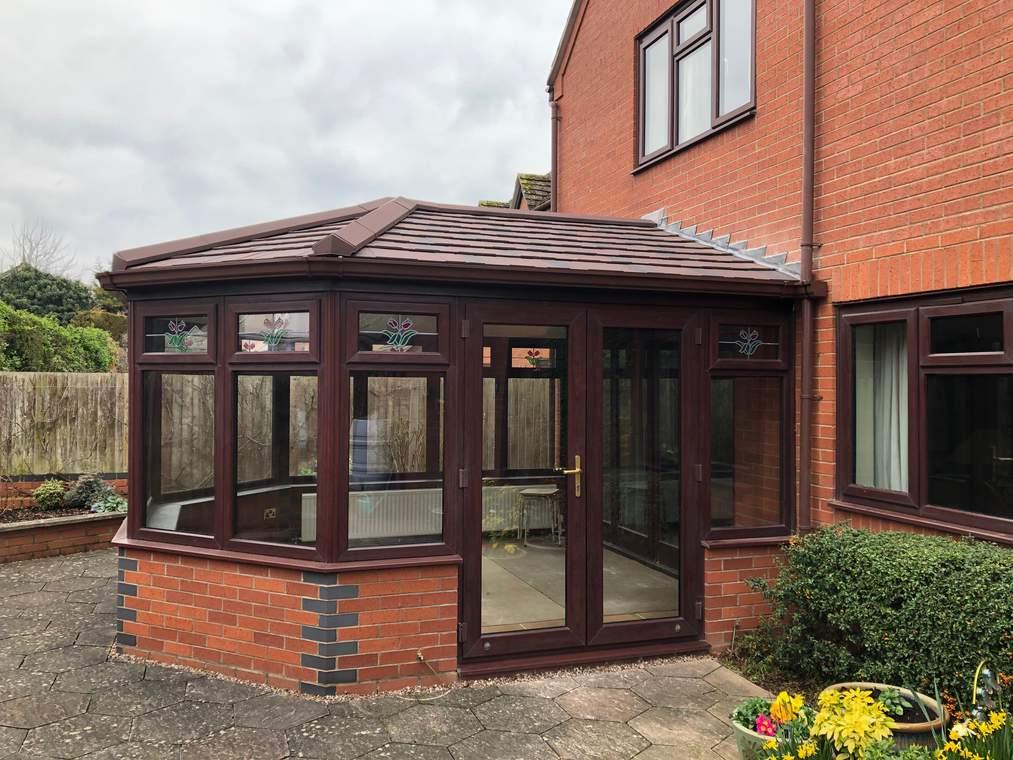 Guardian Warm Conservatory Roof - Avonbridge ...