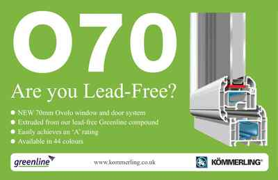 Lead Free Double Glazing