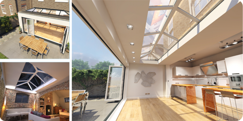 Skypod Roof Lanterns Avonbridge Conservatories And